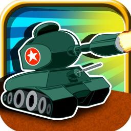 Tank Attack - Be A War Hero