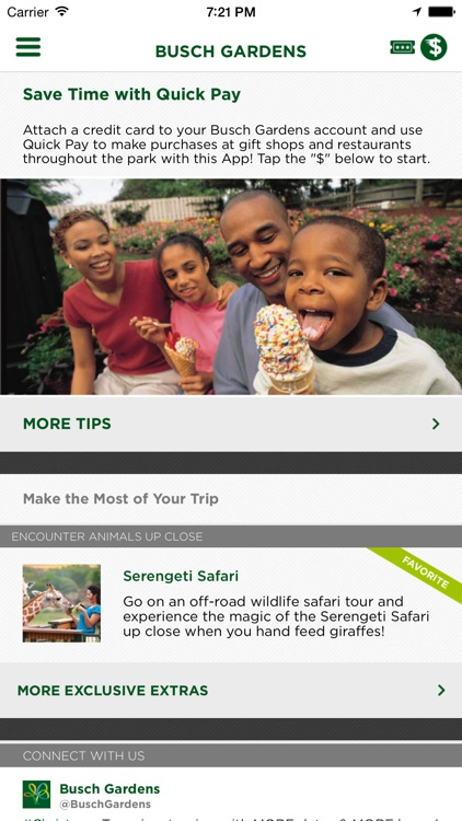 Busch Gardens Discovery Guide screenshot-2