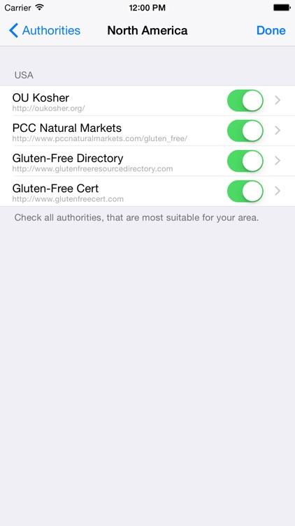 Is It Gluten Free? screenshot-3