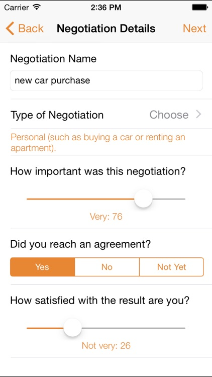 Negotiation 360
