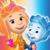 Игра Фиксики. Миссия ТЫДЫЩ: новые приключения Симки и Нолика. Помоги любимым героям все починить.