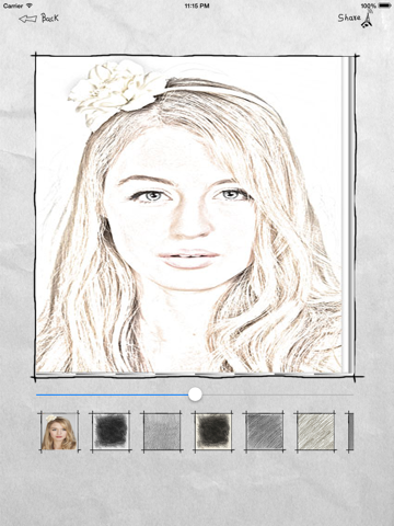 Sketch Machine Pro - convert your photo to pencil drawing | App Price Drops