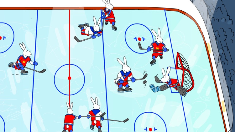 Bob and Bobek: Ice Hockey