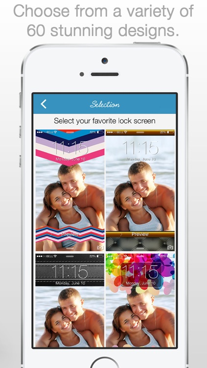Lockster - Design your Lock Screen Background screenshot-3