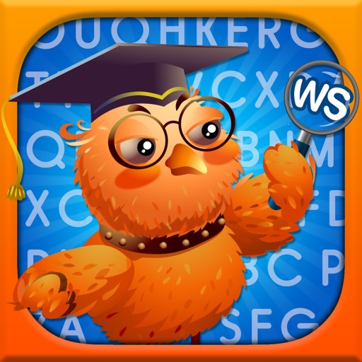 Word Search Puzzle Game - Find the Words