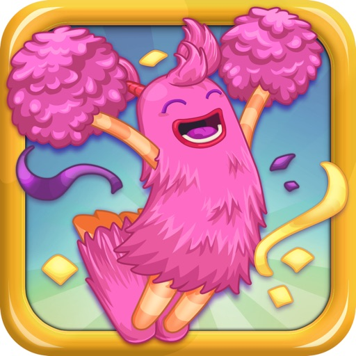 Fuzzy Monster on the Loose - My PomPom, from the Makers of My Singing Monsters, is Available Now