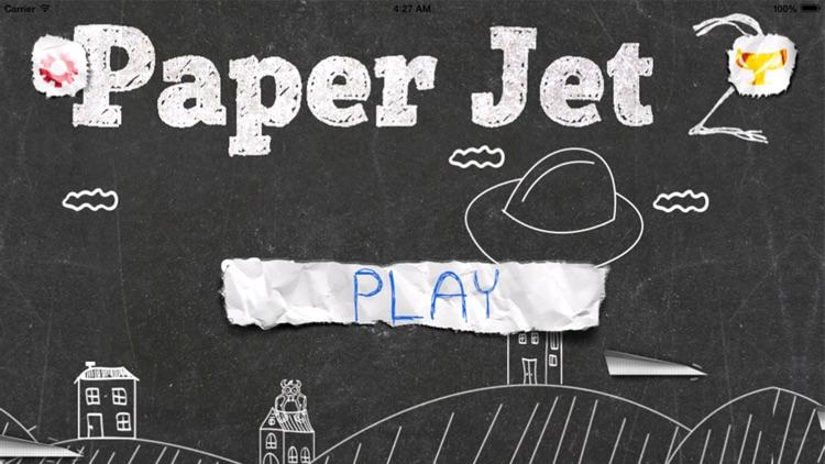 Paper Jet 2 - F16 Bomber Pilot