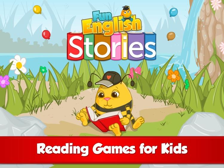 Fun English Stories screenshot-0