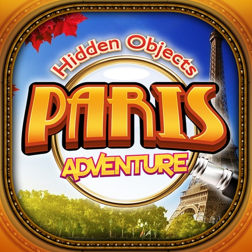 Adventure Paris Find Objects - Hidden Object Time & Spot Difference Puzzle Games