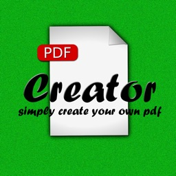 PDF Creator - Create your own PDF