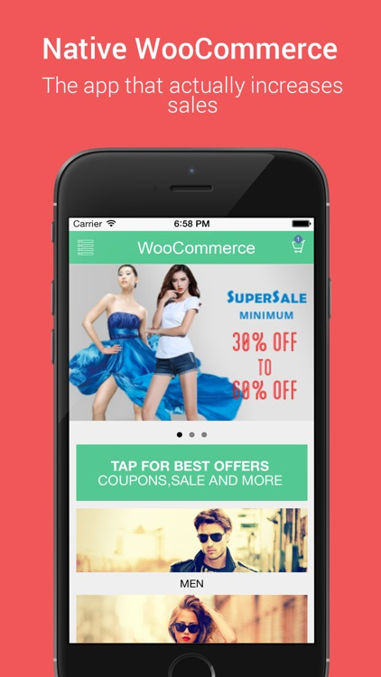 Wooapp - Native WooCommerce app by Niftymobile Apps