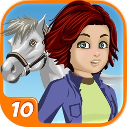 My Teen Life Horse World Story Pro - Stable Chat Social Episode Game