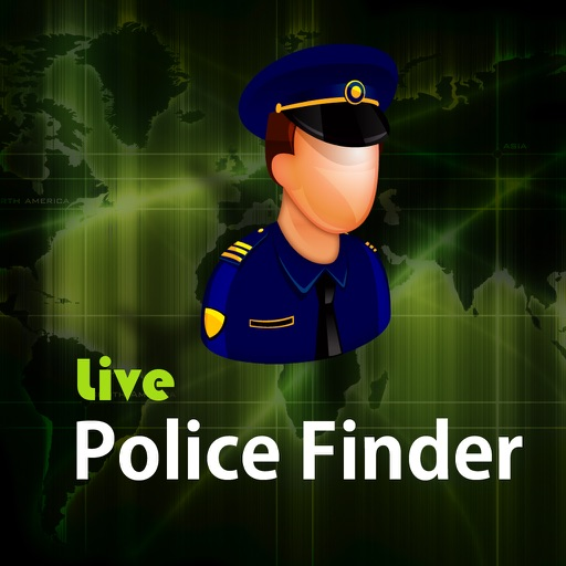 Police Station Finder - World Live Status