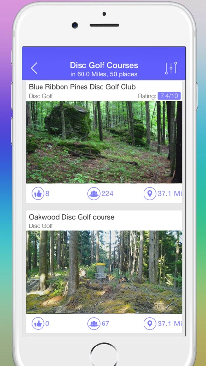 Disc Golf - Your guide to nearby courses