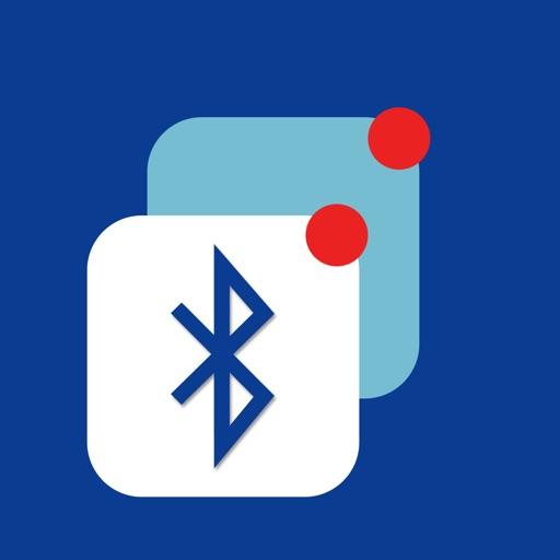 BLE Notification Provider - Receive iOS notification on Mac app logo