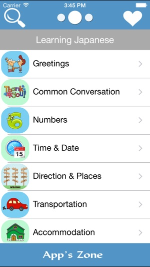 Japanese english vocabulary and phrases book free on the app store screenshots m4hsunfo