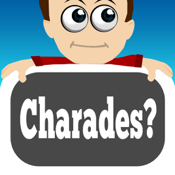 CHARADES CAN YOU GUESS IT? Fun word trivia for friends with new heads up timer icon