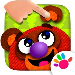 Puzzle Game for Kids! Create&Play! FREE