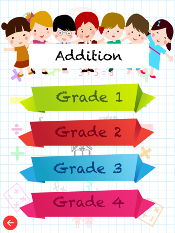 Screenshot #5 pour Math Fact Montessori : Addition, Subtraction, Multiplication, Division And Mix Operation