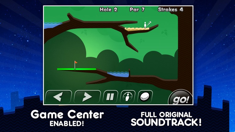 Super Stickman Golf screenshot-4