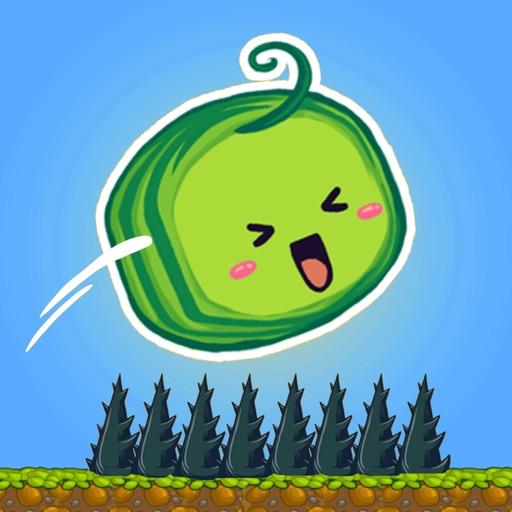 Bouncy Fruit Free - Wild & Crazy Jumping Fruit Game
