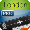 Gatwick Airport Pro (LGW) Flight Track Radar London