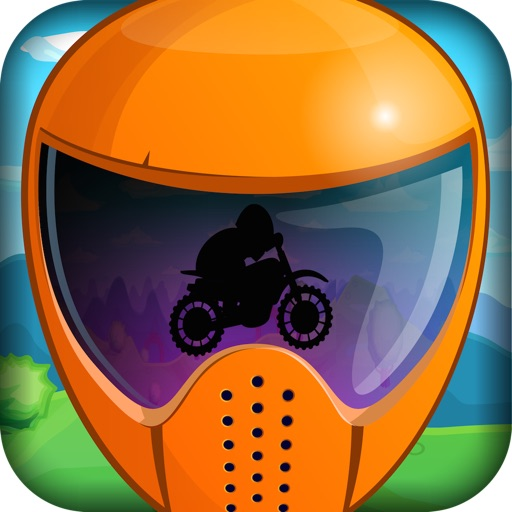 Frontier Bike Run icon