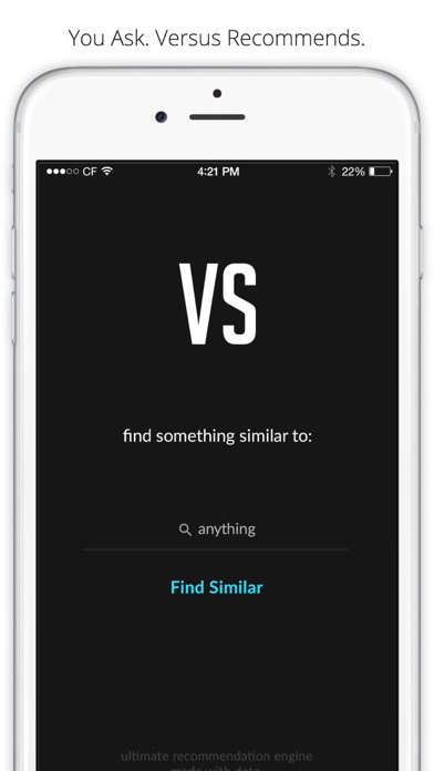 download Versus : Ultimate Recommendation Engine apps 0