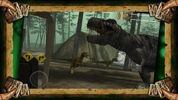 Dinosaur Safari Pro screenshot-2