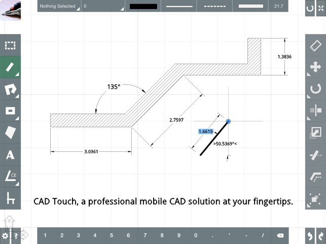 CAD Touch on the App Store