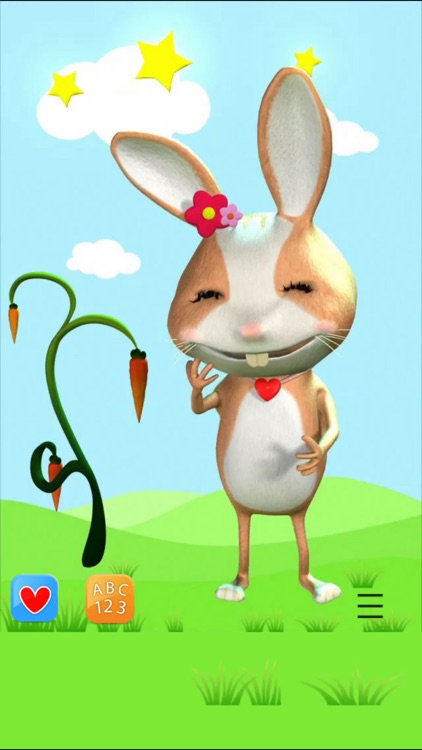 Talking Rabbit ABC Song screenshot-3