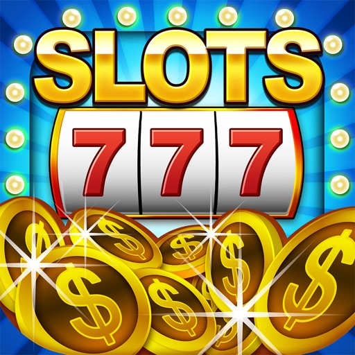 `Lucky Gold Coin Jackpot Casino 777 Slots - Slot Machine with Blackjack, Solitaire, Bonus Prizewheel