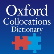 App-Tipp: Oxford Collocations Dictionary Students of English-App