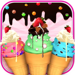 Ice Cream Wonderland - Ice Cream Maker Game