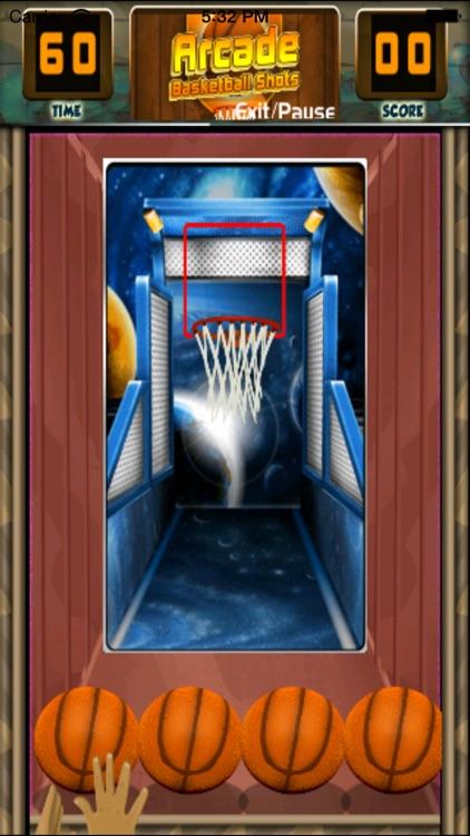 Basketball Toss - Hoops Slam Dunk Basketball screenshot-3
