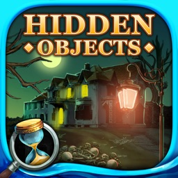 Secret Of Town House - Hidden Objects Game