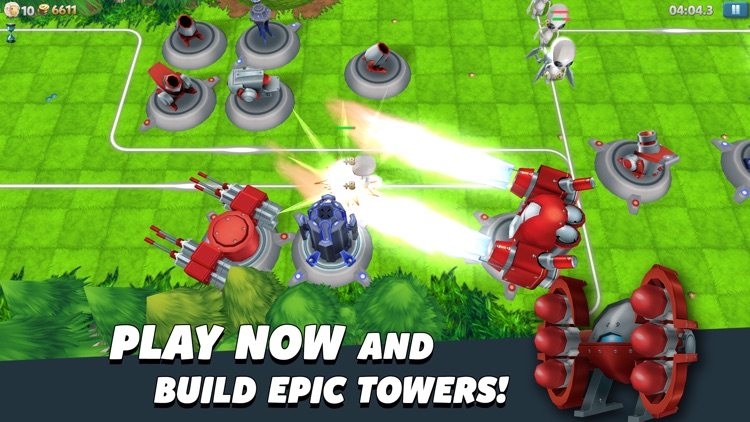 Tower Madness 2: #1 in Great Strategy TD Games screenshot-4