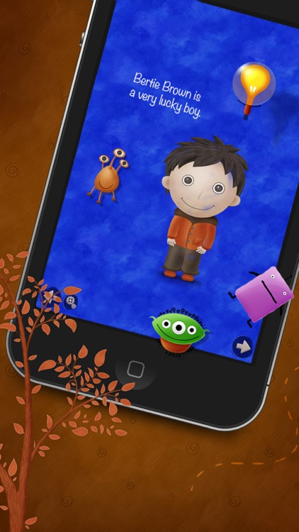 Who Stole The Moon? - free version - Interactive e-book for children (iPhone version) screenshot-3