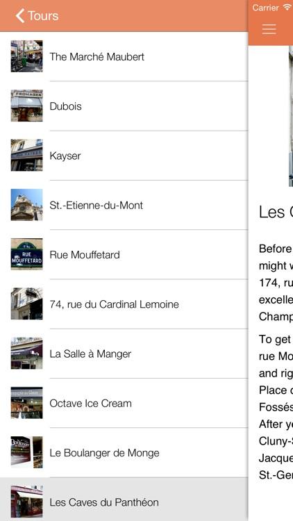 Girl's Guide to Paris: Paris Foodie Walks screenshot-3