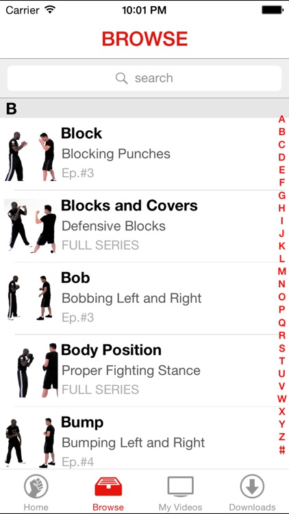 Boxing Lessons - M.A.C. Martial Arts College screenshot-3
