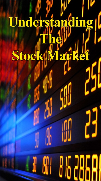 Understanding The Stock Market screenshot-0