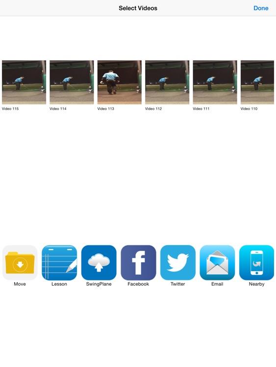 Golf SwingPlane HD screenshot-4