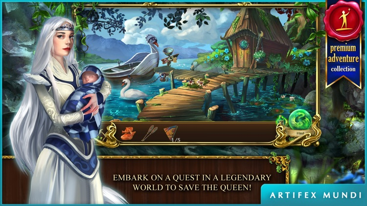 Grim Legends 2: Song of the Dark Swan (Full) screenshot-0