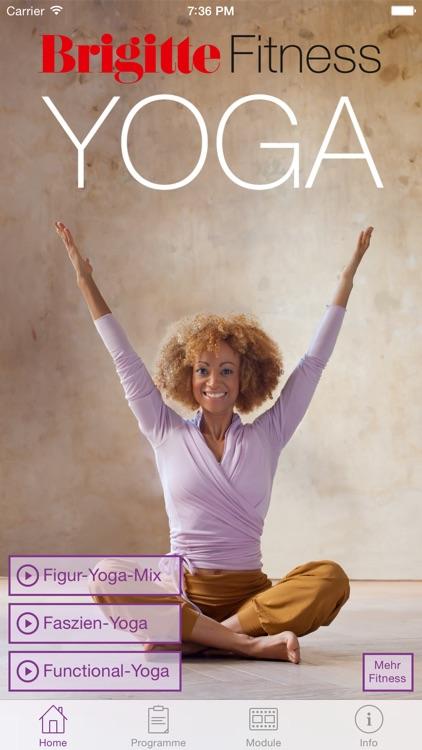 Brigitte Fitness YOGA