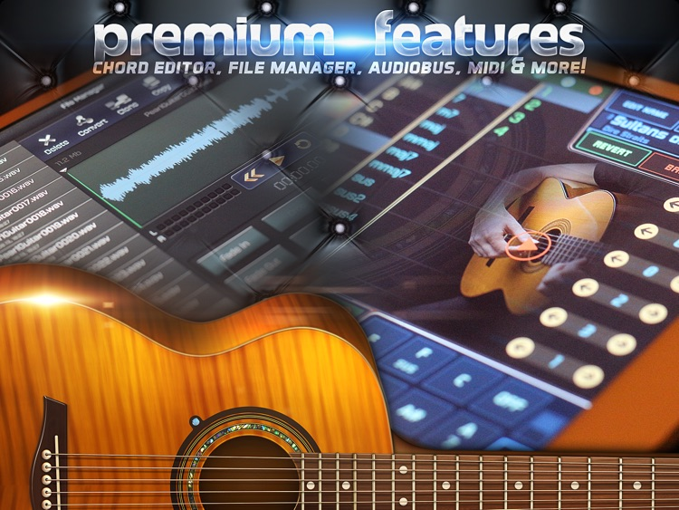Pearl Guitar Pro screenshot-0