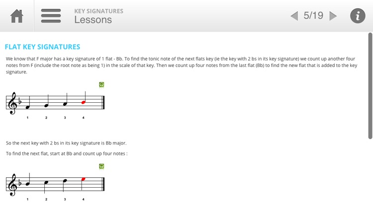 Musition Key Signatures screenshot-3