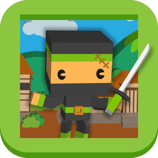 A Block Ninja Assassin PRO - Full Ninjas Warrior Fighter Version icon