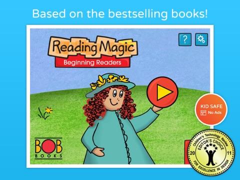 Bob Books Reading Magic Lite iPad