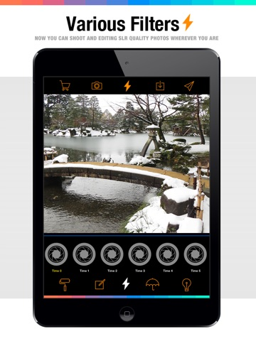 Screenshot #5 pour Live FX - camera effects plus photo editor
