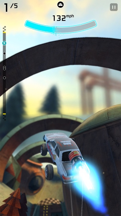 Rocket Cars screenshot-3